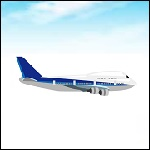 飛行機イメージ