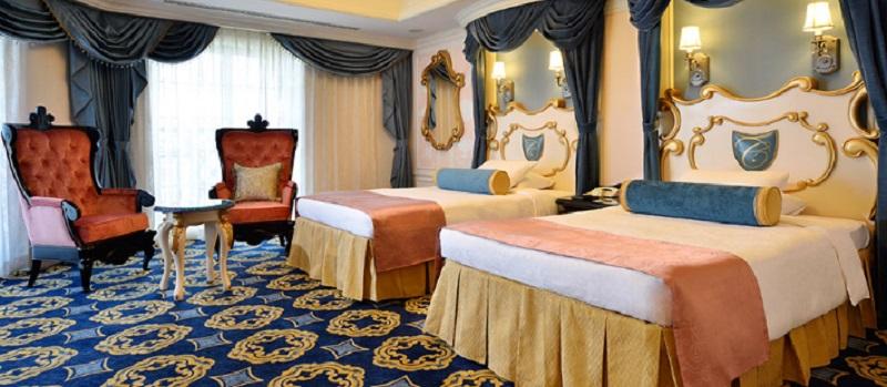 ディズニーランドホテル-シンデレラルーム