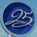 ディズニーランドパリ25周年