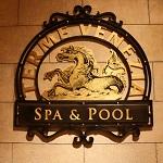 夏はディズニーホテルでプール!