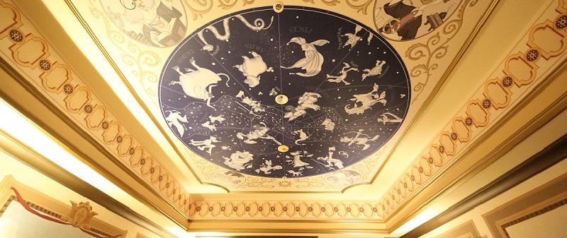 トスカーナカピターノミッキースーペリア天井