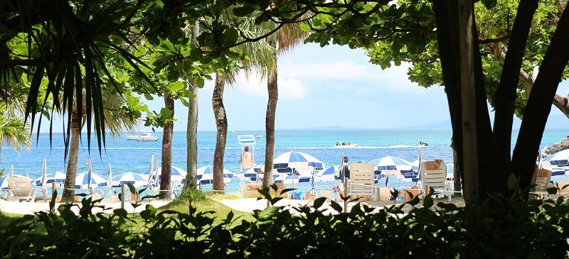 ビーチの景色3