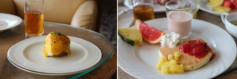 フォーシーズン朝食