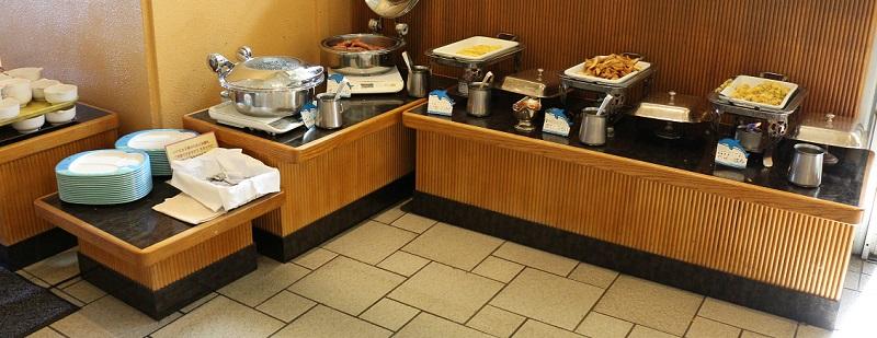 朝食セイルフィッシュカフェ3