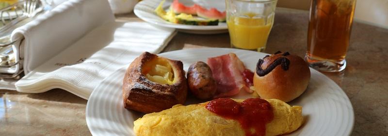 朝食フォーシーズン